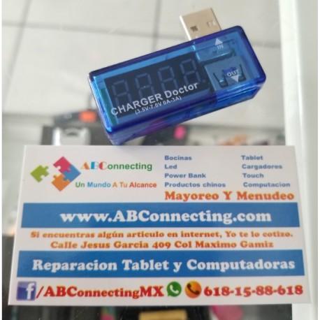 Mini tester baterias