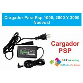 Cargador Generico Para Psp Modelos 1000/2000/3000