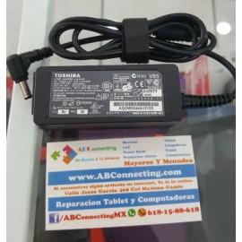 Cargador Toshiba 19v 1.58A