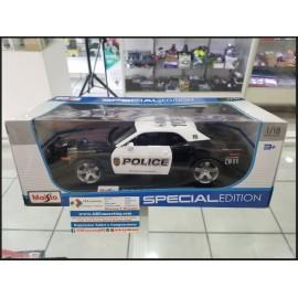2006 dodge challenger - police