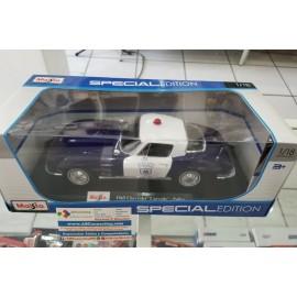 1965 Chevrolet corvette - police