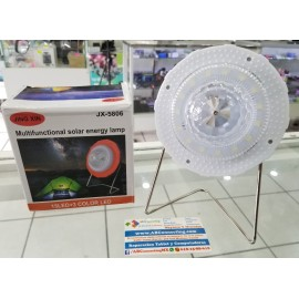 Lampara LED + lampara disco ... solar