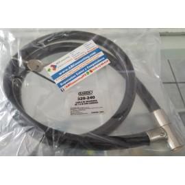 Cable de seguridad 1.5 Metros