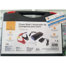 Arrancador Para Auto - Power Bank
