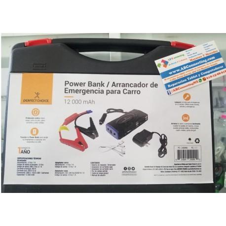 Arrancador Para Auto - Power Bank
