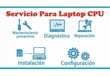 Mantenimiento CPU Laptop