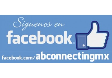 Siguenos Faceboock ABConnectingMX